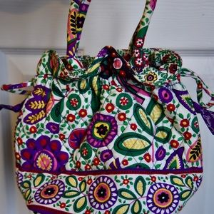 Vera Bradley Cinch bag